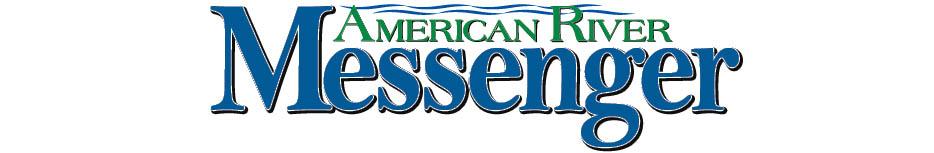 American River Messenger Logo